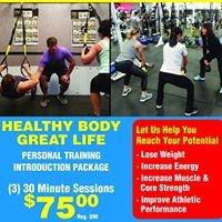 Genesis Fitness Centre