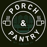 Porch & Pantry