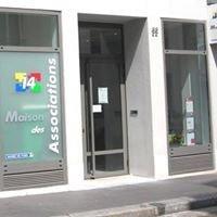 Maison de la vie associative et citoyenne du 14ème Paris