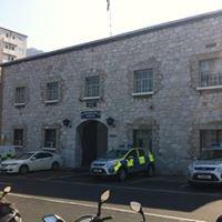 Central London Police Station