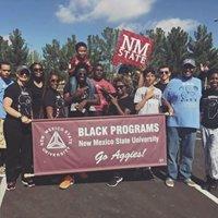 Black Programs New Mexico State University
