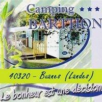 Camping Barthon, le bonheur est une décision.