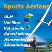 Sports aériens Nouvelle-Aquitaine