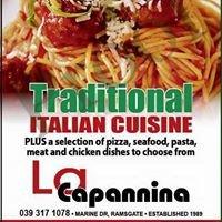La Capannina Italian Restaurant-Ramsgate