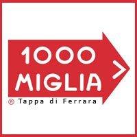 Mille Miglia tappa di Ferrara