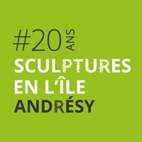 Sculptures en l'Île