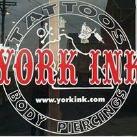 York Ink Tattoos and Body Piercings