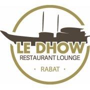 Le Dhow - Bateau Restaurant Bar Lounge à Rabat