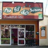 Au Fil Des Saisons , magasin bio de Carhaix, Bretagne