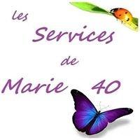 Les services de Marie
