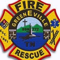 Greeneville Fire Department