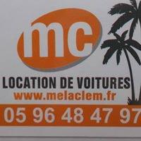 Melaclem  Diamant Martinique location de voitures