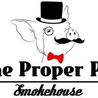 The Proper Pig Smokehouse