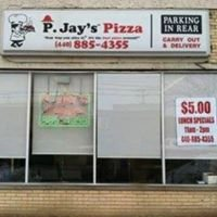 P Jay's Pizza