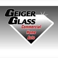 Geiger Glass / Auto Glass Masters