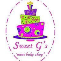 Sweet G's Mini Bake Shop