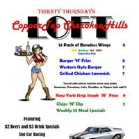Coppertop Thursday Nights