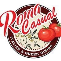 Roma Casual Italian and Greek Dining