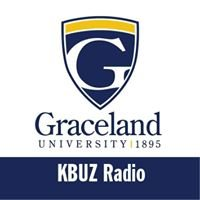 KBUZ Radio at Graceland University
