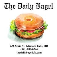 The Daily Bagel - Klamath Falls
