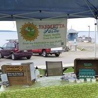 Bayside farmers market