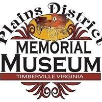 Plains District Memorial Museum