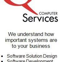 Q Services: Software and Web Applications