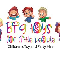 Big Toys for Little People - Children's Play Equipment & Party Hire