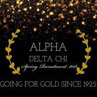 Alpha Delta Chi- Omega Chapter