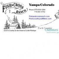 Fish and Cross Ranch, Yampa Colorado