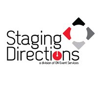 Staging Directions - production services