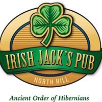 Irish Jack's Pub in the St. Brendan Hibernian Hall