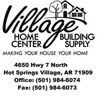 Village Home Center - Hot Springs Village, AR