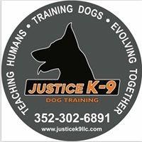 Justice K9 Wilderness SAR / K9