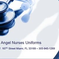Blue Angel Nurses Uniforms
