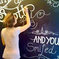 Courtney Cargile Custom Chalk