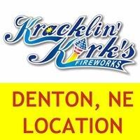 Kracklin' Kirk's Fireworks of Denton, NE