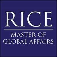 Rice University Master of Global Affairs