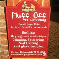 Fluff Off Pet Grooming, Flamborough