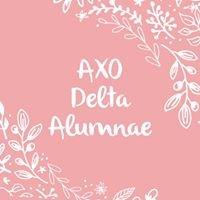 Alpha Chi Omega - Delta Chapter Alumnae
