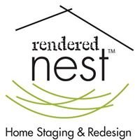 Rendered Nest Home Staging & Redesign