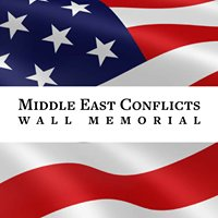Middle East Conflicts Wall Memorial