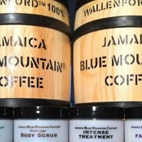 Jamaica Blue Mountain Coffee Body Products