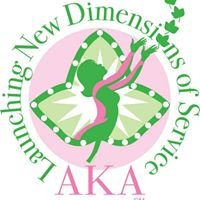 Alpha Kappa Alpha Sorority, Inc. - Zeta Chi Omega Chapter