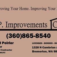 C.P. Improvements