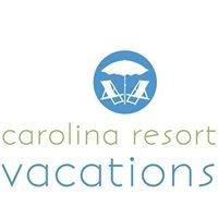 Carolina Resort Vacations