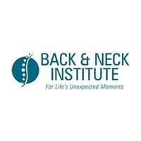 Back & Neck Institute