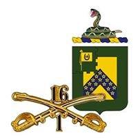 1st Squadron, 16th U.S. Cavalry