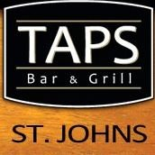 Taps Bar & Grill   St. Johns