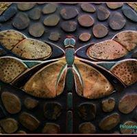 Petoskey Stone Art Public